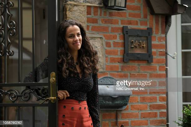 MANIFEST SNAFU Episode 107 Pictured Athena Karkanis as Grace Stone