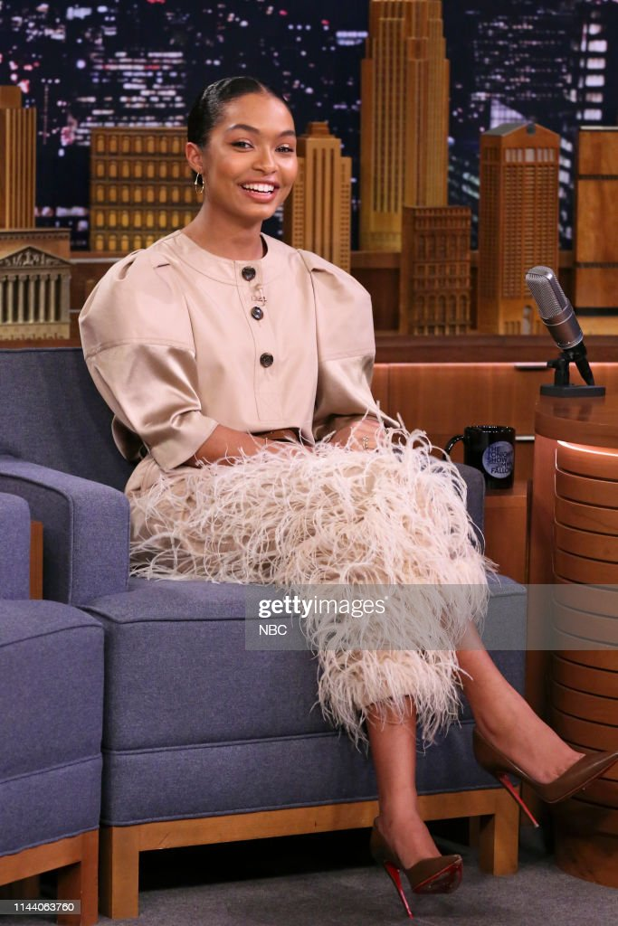 "NY: NBC's ""Tonight Show Starring Jimmy Fallon"" With Guests Jessica Alba, Yara Shahidi, THE HEAD AND THE HEART"