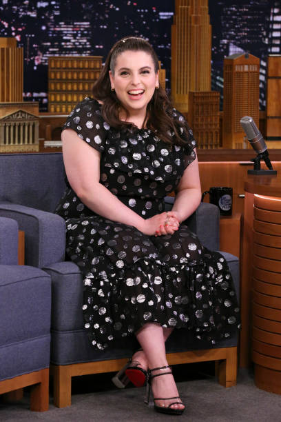 "NY: NBC's ""Tonight Show Starring Jimmy Fallon"" With Guests Kevin Hart, Beanie Feldstein, MABEL"