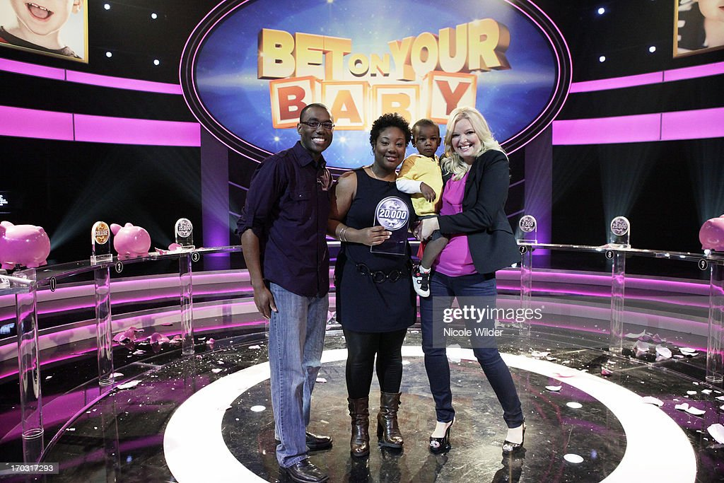 "ABC's ""Bet On Your Baby"" - Season 1 : News Photo"