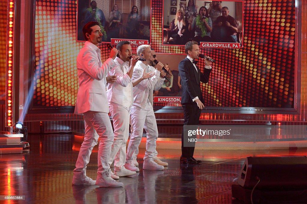 Backstreet Boys, Neil Patrick Harris --