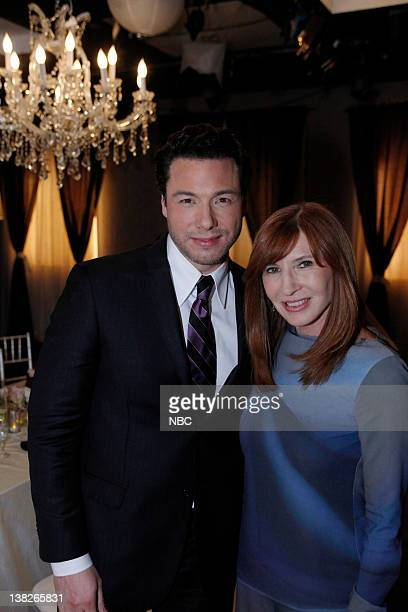 S DINNER PARTY Episode 108 Runway Ready Pictured Host Rocco DiSpirito fashion designer Nicole Miller