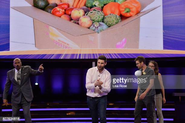 FUNDERDOME Episode 108 The seedfunding competition reality series Steve Harvey's FUNDERDOME featuring two aspiring inventors going headtohead to win...
