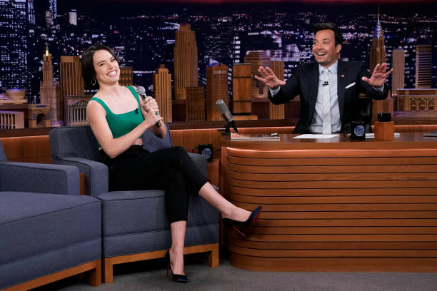 "NY: NBC's ""Tonight Show Starring Jimmy Fallon"" With Guests Daisy Ridley, Colin Quinn, LITTLE BIG TOWN"