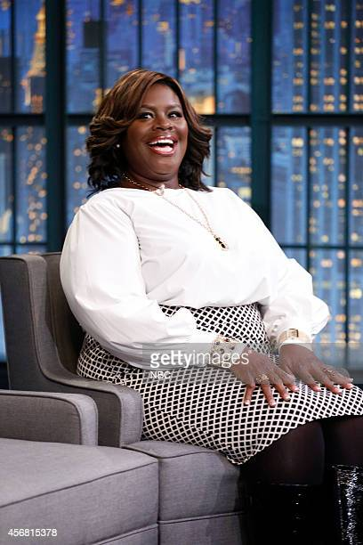 Episode 109 -- Pictured: Actress Retta during an interview on October 7, 2014 --