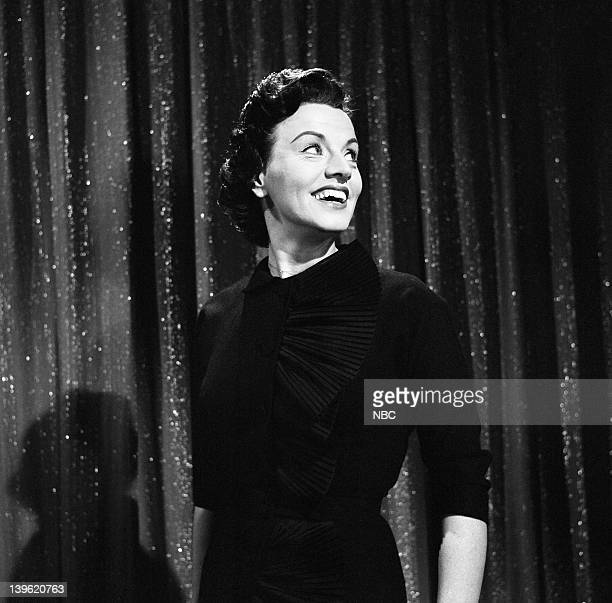 Episode 109 -- Pictured: Singer Kay Starr --