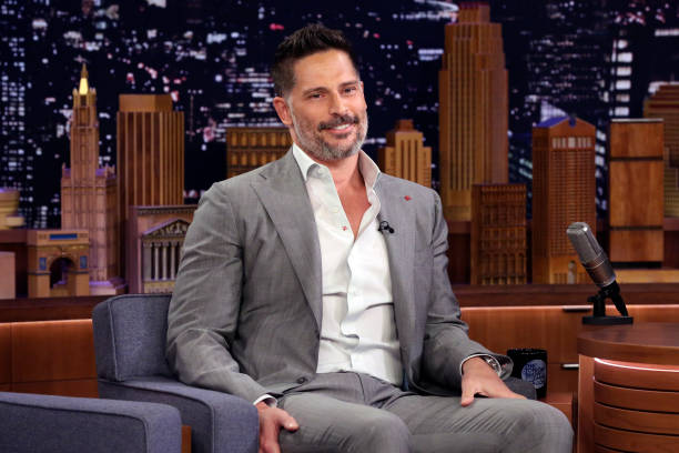 "NY: NBC's ""Tonight Show Starring Jimmy Fallon"" With Guests Kenan Thompson, Joe Manganiello, ROBYN"