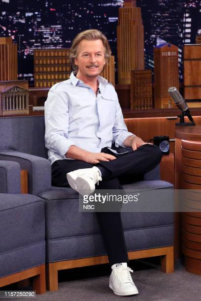 Comedian David Spade during an interview on July 22 2019