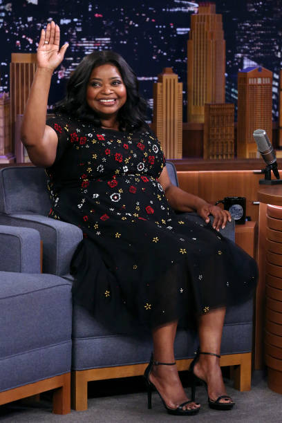 "NY: NBC's ""Tonight Show Starring Jimmy Fallon"" With Guests Octavia Spencer, Fred Armisen, YBN CORDAE FT. ANDERSON .PAAK"