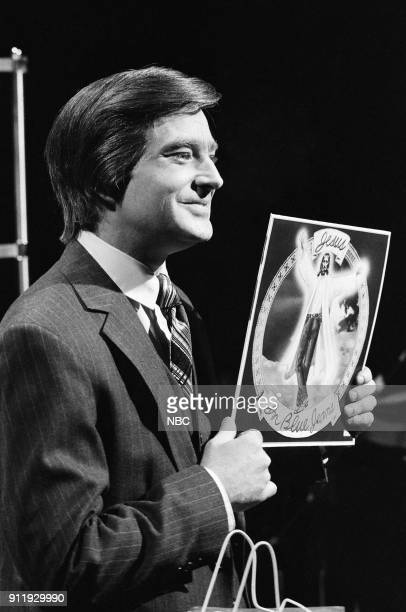 Brian DoyleMurray as Jerry Falwell during Jesus in Blue Jeans skit on February 6 1982