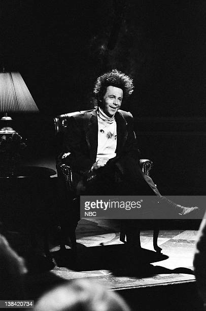 during the 'A Message from Ted Bundy' skit on January 28 1989