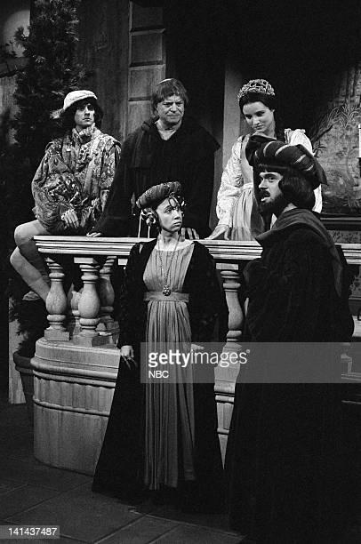Gary Kroeger as Romeo Don Rickles as Friar Don Robin Duke as Juliet's mother Julia LouisDreyfus as Juliet Joe Piscopo as Juliet's father during the...