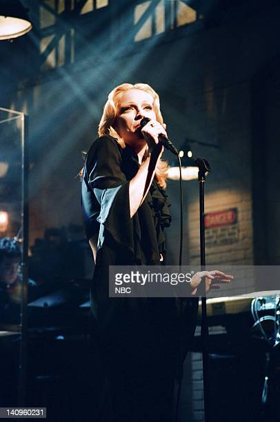 Musical guest Madonna performs on January 16 1993 Photo by Al Levine/NBC/NBCU Photo Bank