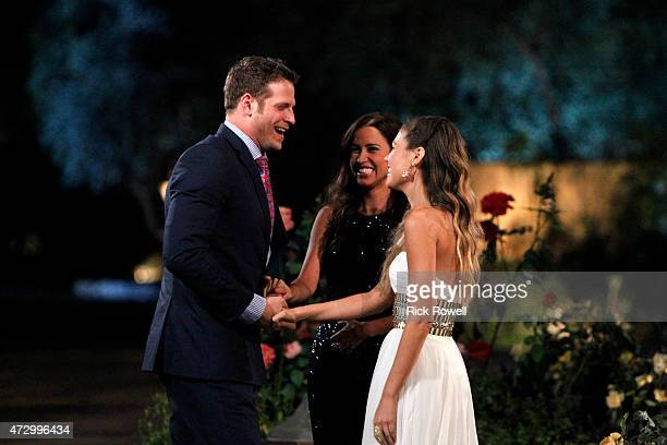 """Episode 1101A"""" - America fell in love with two very different but dynamic Bachelorettes last season - Britt Nilsson and Kaitlyn Bristowe. It was hard..."""