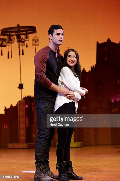 THE BACHELORETTE 'Episode 1104' It's off to the New Amsterdam Theatre where Kaitlyn reveals that the five men with her will be auditioning for a role...