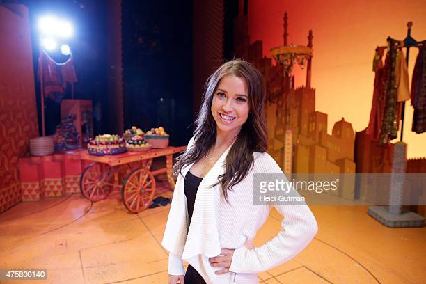 """Episode 1104"""" - It's off to the New Amsterdam Theatre, where Kaitlyn reveals that the five men with her will be auditioning for a role in Disney's..."""