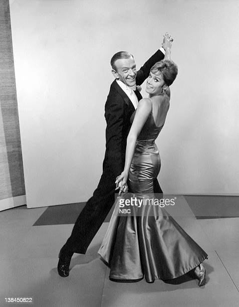 Episode -- Pictured: Fred Astaire, Barrie Chase
