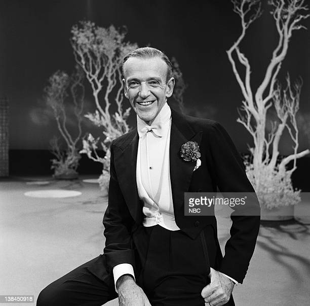 ASTAIRE Episode Pictured Fred Astaire