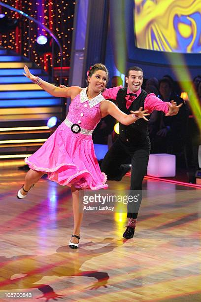 STARS Episode 1105 This week on Dancing with the Stars it's TV theme night as eight remaining couple did the Quickstep Tango Rumba Foxtrot and Jive...