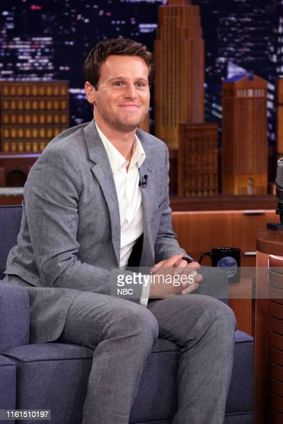 Actor Jonathan Groff during an interview on August 13 2019