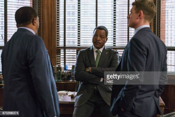 JUSTICE 'AQD' Episode 111 Pictured Carl Weathers as Mark Jefferies