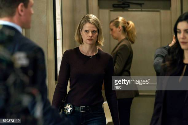 JUSTICE AQD Episode 111 Pictured Joelle Carter as Laura Nagel