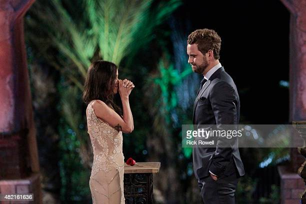 THE BACHELORETTE Episode 1110 Season Finale In this week's dramatic conclusion Kaitlyn gave her final rose to finalist Shawn Booth on the Season...