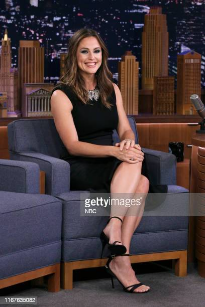 Actress Jennifer Garner during an interview on September 12 2019