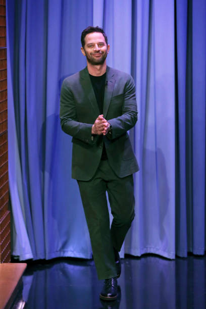 """NY: NBC's """"Tonight Show Starring Jimmy Fallon"""" With Guests Nick Kroll, Dennis Miller, Tyler 'Ninja' Blevins, RESIDENTE featuring BAD BUNNY"""