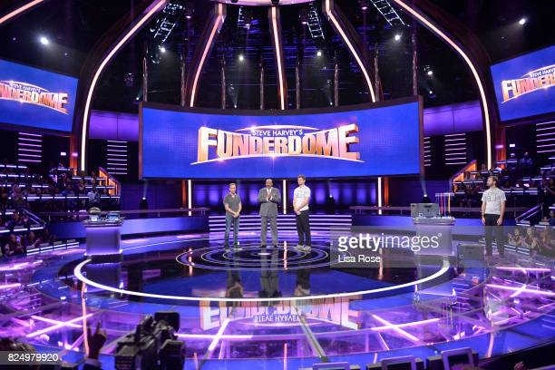 FUNDERDOME Episode 113 The seedfunding competition reality series Steve Harvey's FUNDERDOME featuring two aspiring inventors going headtohead to win...