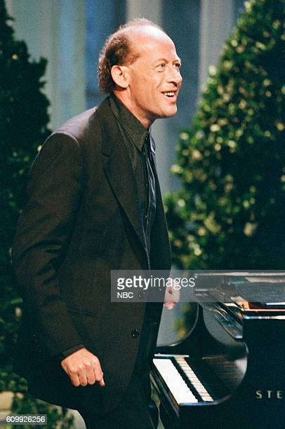 Musical guest David Helfgott performs on April 29 1997