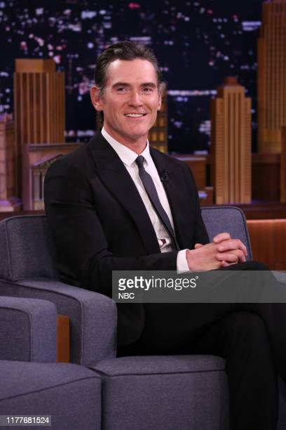 Episode 1141 -- Pictured: Actor Billy Crudup on October 22, 2019 --