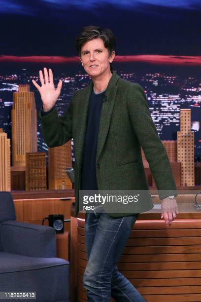 Comedian Tig Notaro arrives to the show on November 15 2019