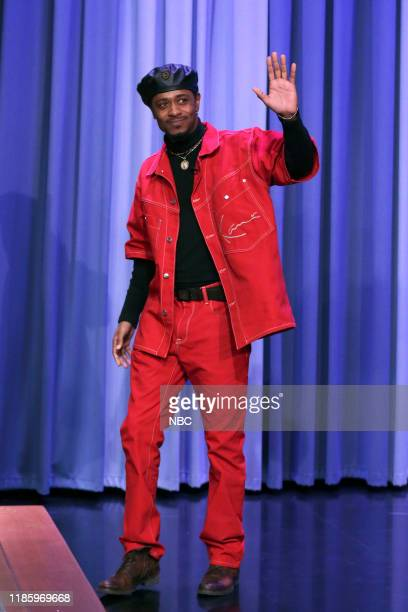 Actor Lakeith Stanfield arrives to the show on December 1 2019