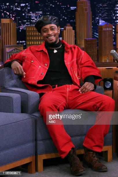 Episode 1167 -- Pictured: Actor Lakeith Stanfield during an interview on December 1, 2019 --