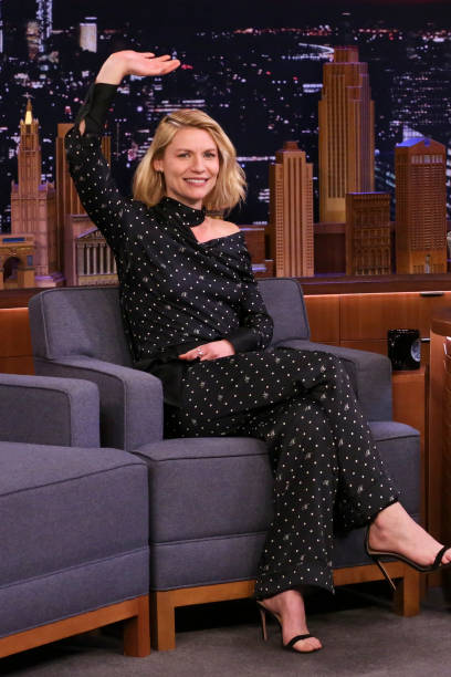 "NY: NBC's ""Tonight Show Starring Jimmy Fallon"" With Guests Claire Danes, Lana Condor, LIL WAYNE"