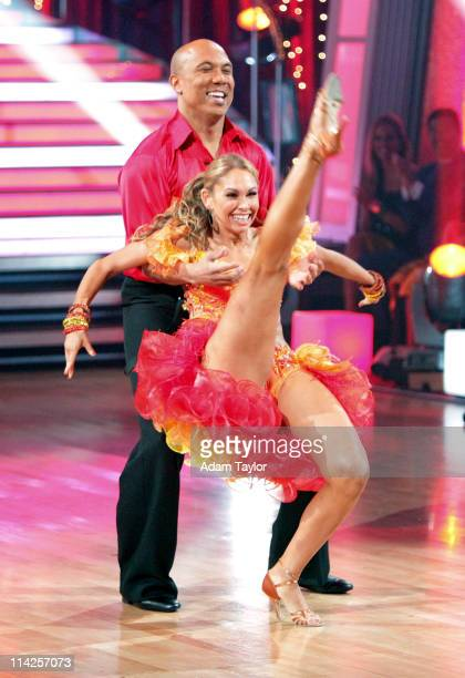 STARS 'Episode 1209' The competition is closer than ever as the four remaining pairs performed three pressure packed routines one ballroom and one...