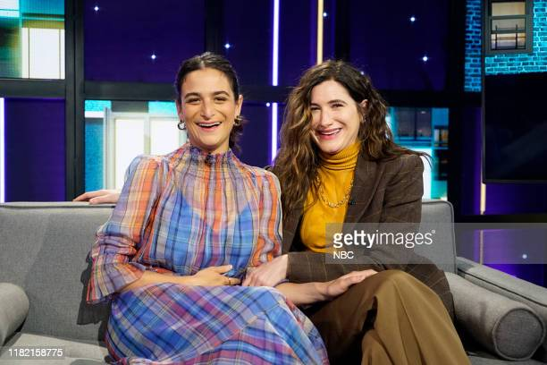 Episode 121 -- Pictured: Jenny Slate, Kathryn Hahn --