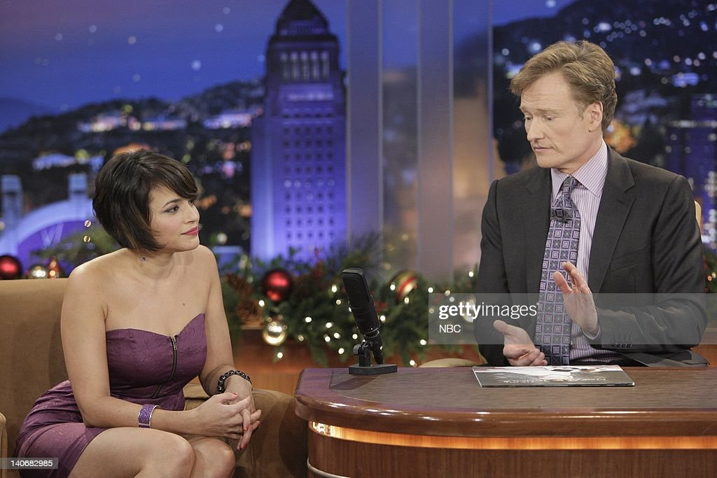 the tonight show with conan o brien pictures getty images