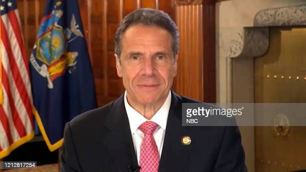 Episode 1257E -- Pictured in this screengrab: New York Governor Andrew Cuomo on May 6, 2020 --