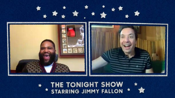 "NY: NBC's ""Tonight Show Starring Jimmy Fallon"" with guests Anthony Anderson, Michelle Dockery, GARY CLARK JR"