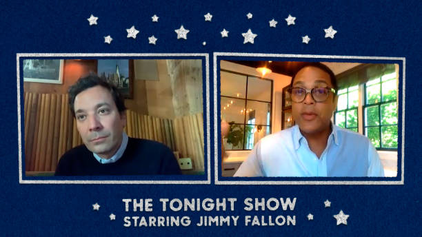 "NY: NBC's ""Tonight Show Starring Jimmy Fallon"" with guests Derrick Johnson, Don Lemon, Jane Elliot, THE ROOTS AND BILAL"