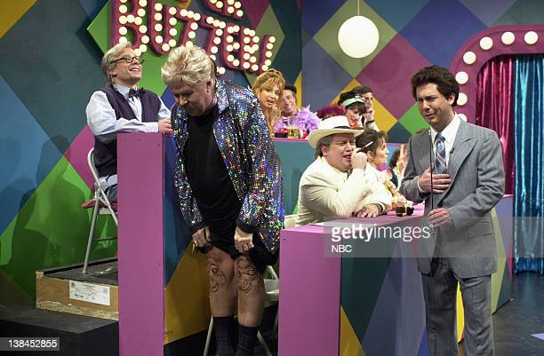 LIVE Episode 13 Air Date Pictured Jimmy Fallon as George Gaynes Rip Taylor Maya Rudolph as Charo Chris Kattan as Wayland Flowers Horatio Sanz as...