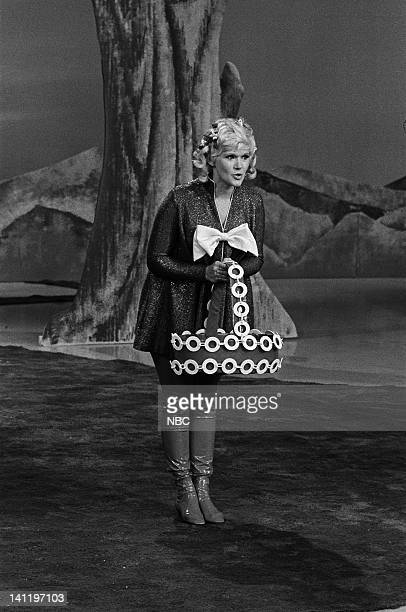 SHOW Episode 13 Aired Pictured Connie Stevens as Red Riding Hood in Who's Afraid of the Big Bad Wolf skit Photo by Paul W Bailey/NBCU Photo Bank