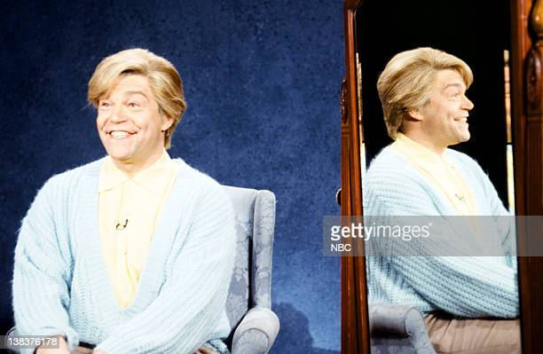 Al Franken as Stuart Smalley during the 'Daily Affirmation' skit on February 13 1983
