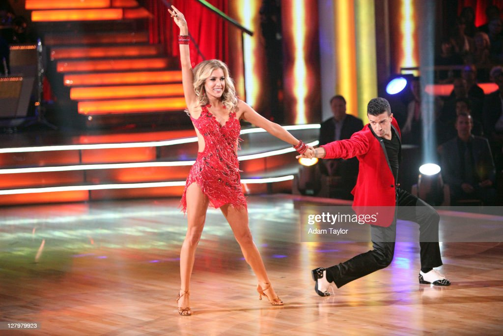 STARS - 'Episode 1303' - In this week's 'Dancing with the Stars,' themed 'The Most Memorable Year of My Life,' each couple performed a Ballroom or Latin style of dance to their song of choice, live, MONDAY, OCTOBER 3 (8:00-10:01 p.m., ET), on the ABC Television Network. KRISTIN