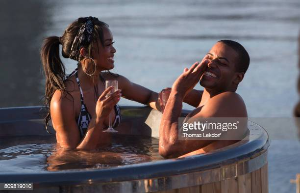 BACHELORETTE 13 Episode 1306 As the twoonone date between Kenny and Lee amps up Kenny the fierce professional wrestler meets Lee head on about the...