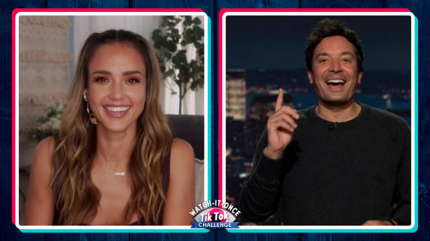 "NY: NBC's ""Tonight Show Starring Jimmy Fallon"" with guests 				Jessica Alba, Jack Huston, KEITH URBAN"
