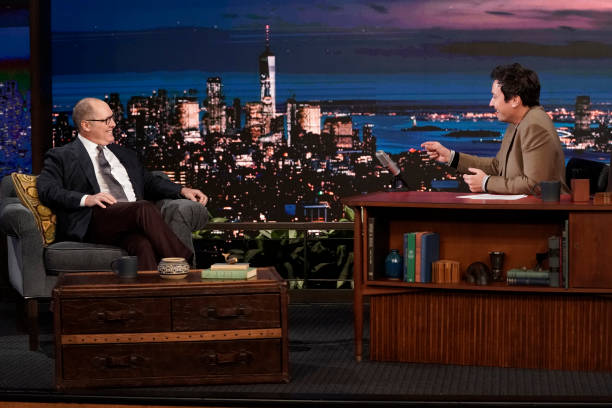 """NY: NBC's """"Tonight Show Starring Jimmy Fallon"""" with guests James Spader, Chris Paul, 21 SAVAGE X METRO BOOMIN"""