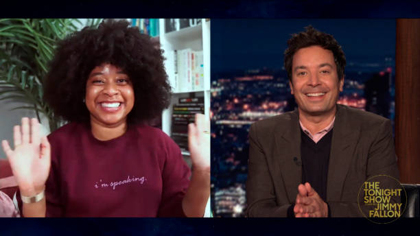 """NY: NBC's """"Tonight Show Starring Jimmy Fallon"""" with guests Post Malone, Phoebe Robinson, 2 CHAINZ"""